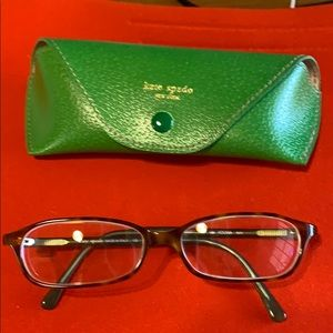 Kate Spade Glass Frame & Case